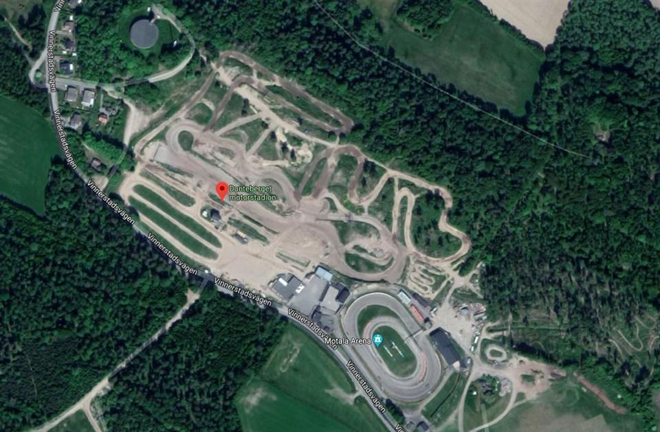 Duntebergets Motorsportsområde