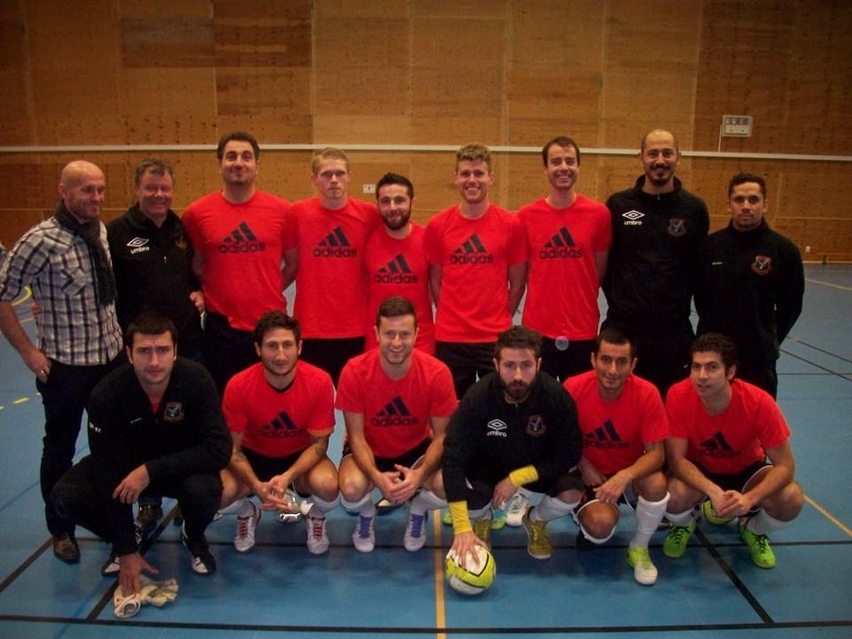 Truppen till Bergslagens Sparbank Futsal Cup | Falcao Futsal Club ...