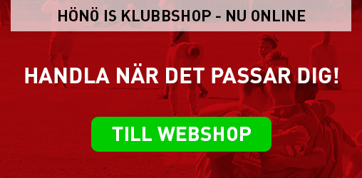 Hönö IS klubbshop online