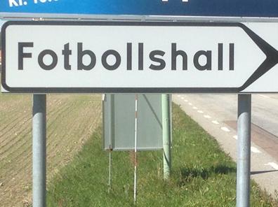 fotbollshall